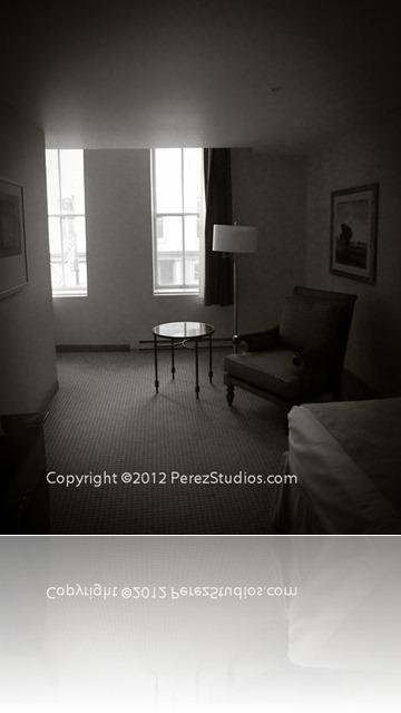 Century Casino Hotel Room