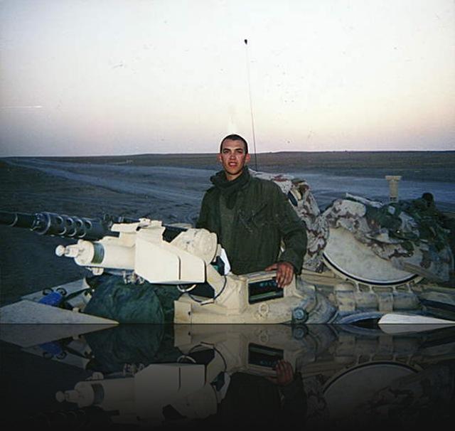 Me In Kuwait