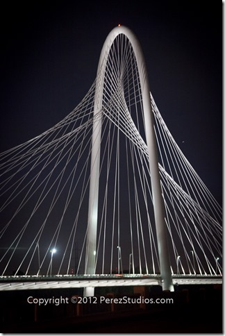 Bridge in Dallas, TX