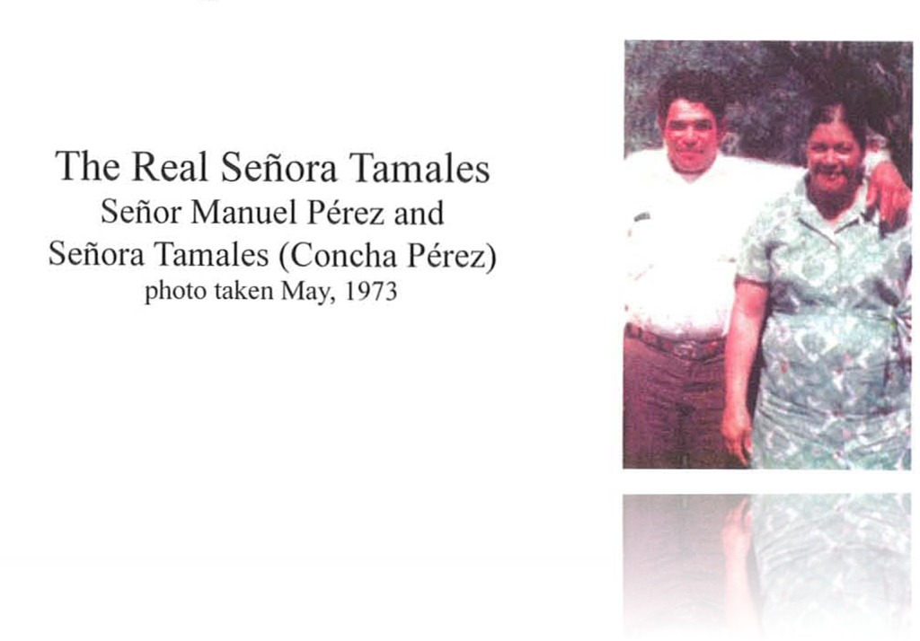 The Real Senora Tamales