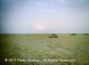 Tanks In Kuwait