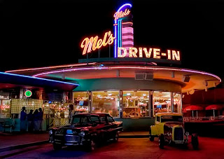 Old Fashioned Drive In