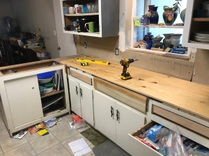 Main Kitchen Sink Board