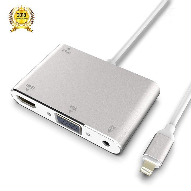 Ivendita 1900 HDMI VGA AV Adapter
